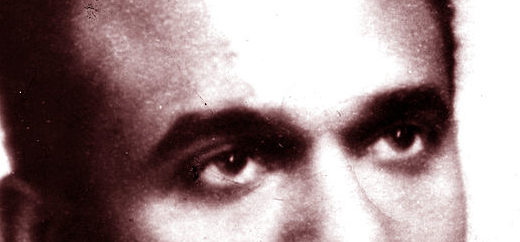 Portrait of Frantz Fanon (1925-1961)