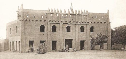 La résidence de Djenné